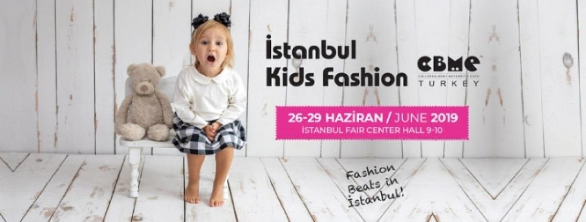 ISTANBUL KIDS FASHION 2019: Leading Exhibition For Babies & Kids Fashion