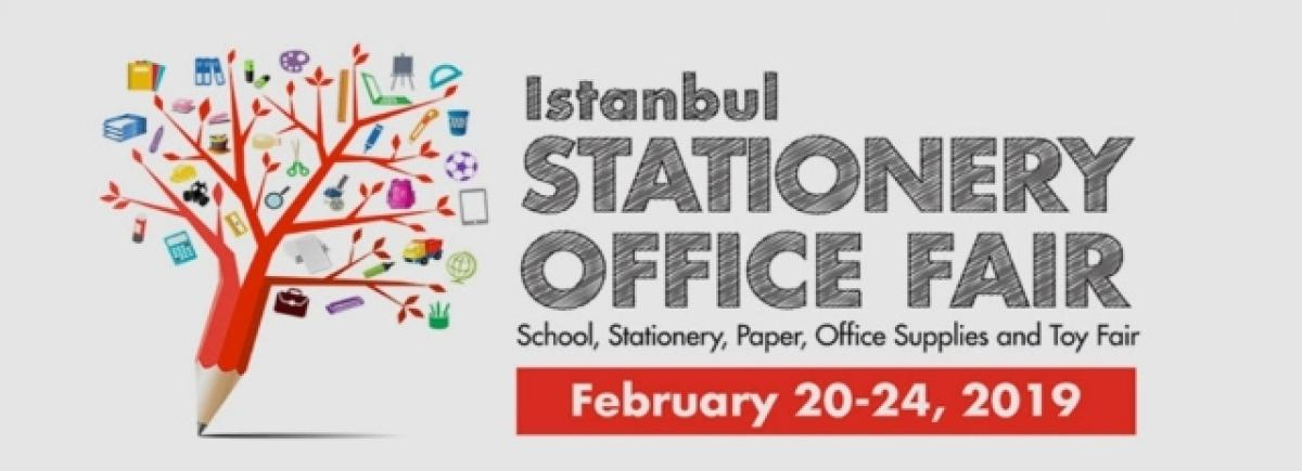 STATIONERY OFFICE FAIR 2019: School, Stationery, Paper, Office Supplies and Toy Fair